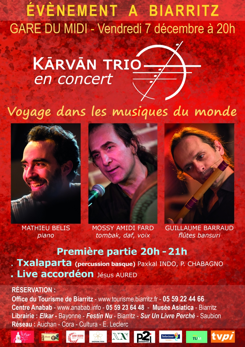 Affiche Karvan Trio A3 JPEG BD